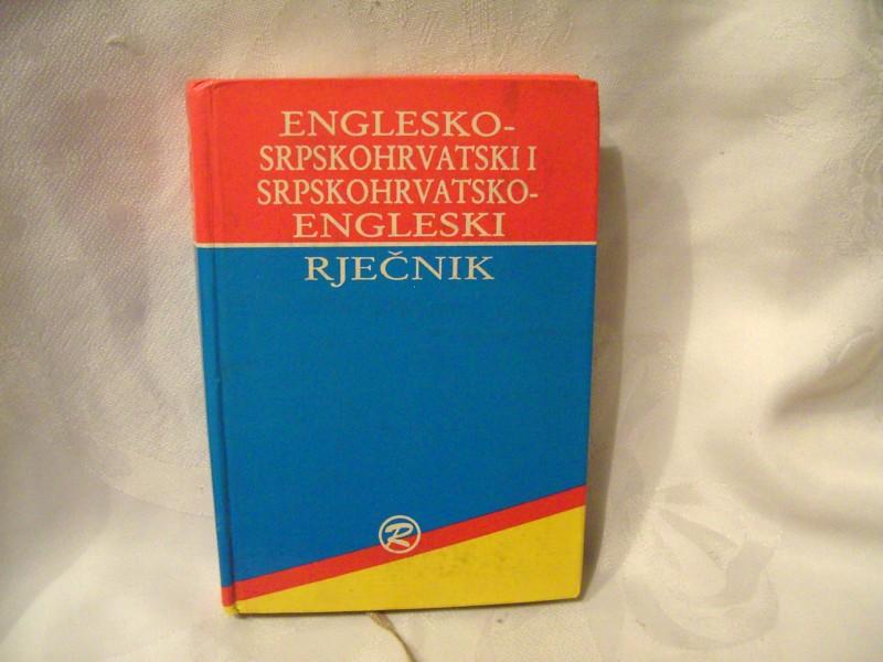 Englesko srpskohrvatski i srpskohrvatsko engleski