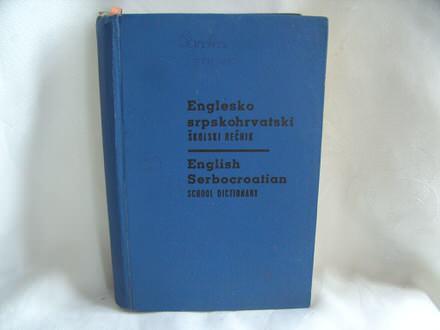 Englesko srpskohrvatski rečnik, Branislav Grujić