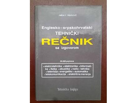 Englesko-srpskohrvatski tehnicki recnik sa izgovorom
