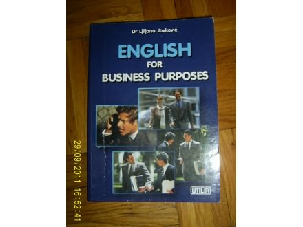 English for business purposes