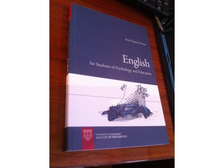 English for students of Psyhology and Education NOVO