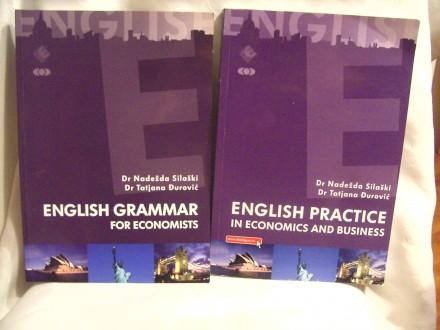 English practice. English grammar, Nadežda Silaški