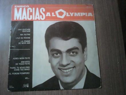 Enrico Macias A L`olympia