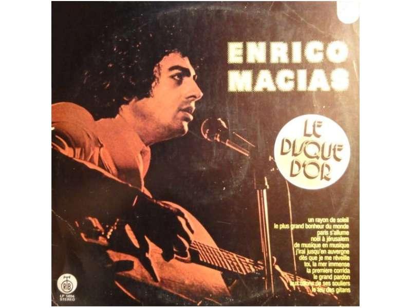 Enrico Macias - Le Disque D`or