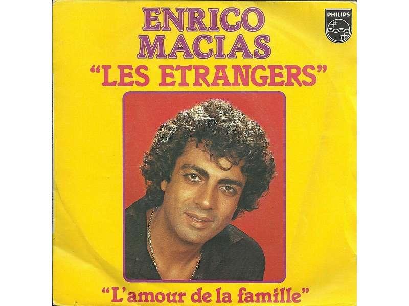 Enrico Macias - Les Etrangers