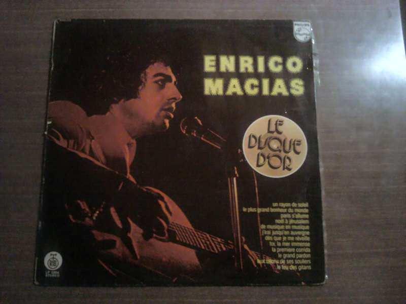 Enrico Macias - Les Titres D`or D`Enroco Macias Volume 2