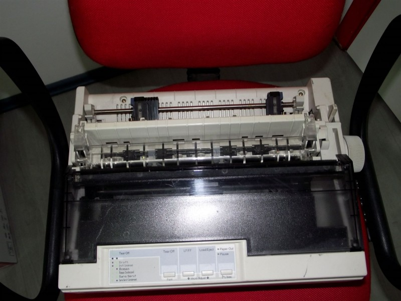 Epson LX-300+ na USB
