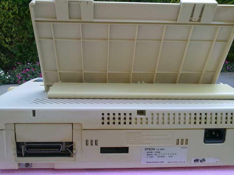 Epson LX-800 fenomenalan stampac