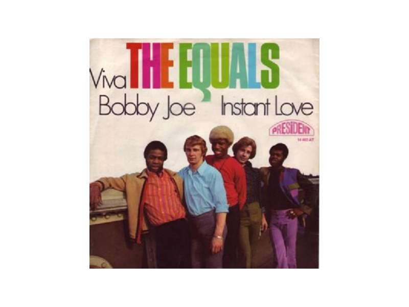 Equals, The - Viva Bobby Joe / Instant Love