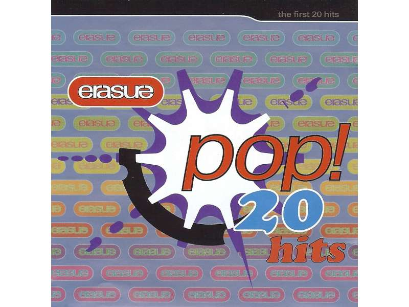 Erasure - Pop! - The First 20 Hits