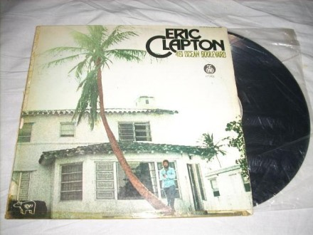 Eric Clapton-461 Ocean Boulevard LP