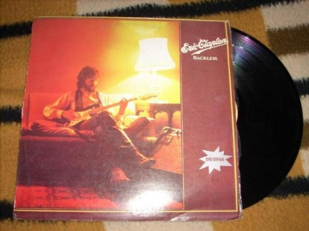 Eric Clapton-Backless LP