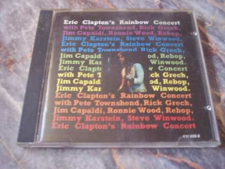 Eric Clapton - Eric Clapton`s Rainbow Concert