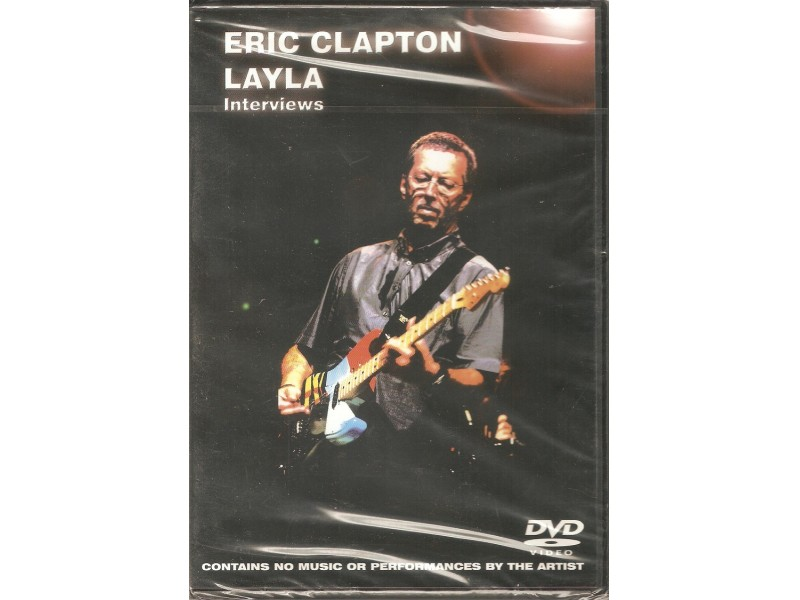 Eric Clapton - Layla Interviews
