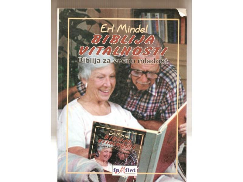 Erl Mindel - Biblija Vitalnosti