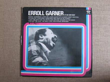 Erroll Garner - At His Very Best