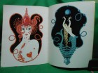 Erte Graphics:Five Complete Suites(50 Prints)Full Color