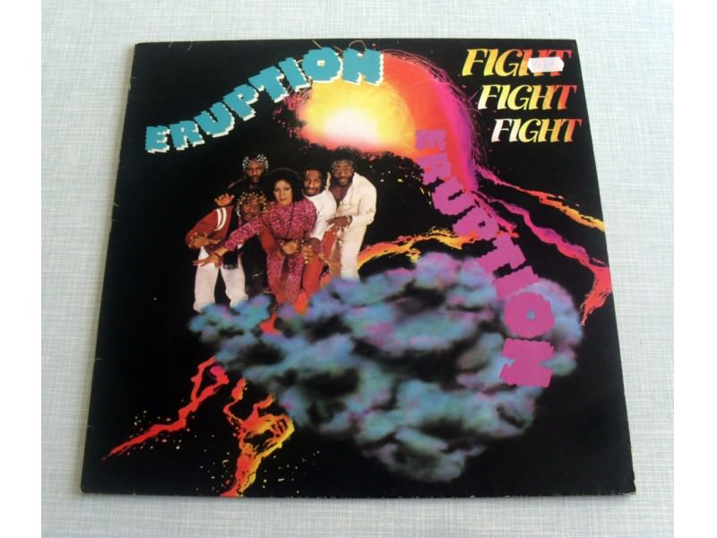 Eruption (4) - Fight Fight Fight