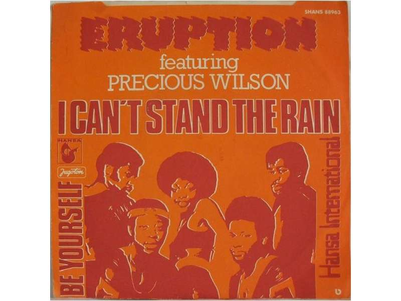 Eruption (4) - I Can`t Stand The Rain