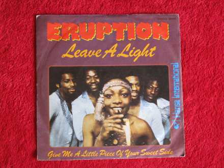 Eruption (4) - Leave A Light / Give Me A Little Piece Of Your Sweet Side
