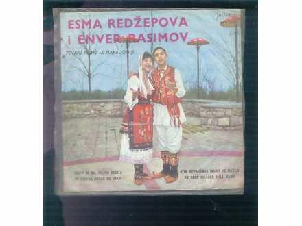 Esma Redžepova, Enver Rasimov - Pevaju Pesme Iz Makedonije