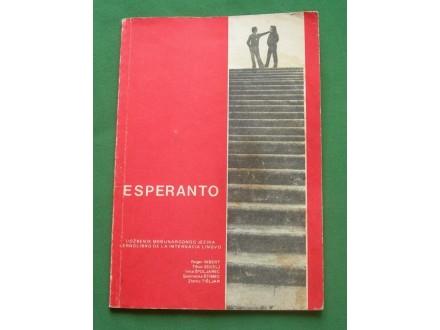 Esperanto, udžbenik međunarodnog jezika