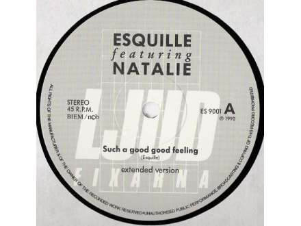 Esquille, Natalie - Such A Good Good Feeling