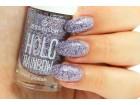 Essence HOLO rainbow nail polish