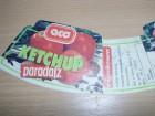 Etiketa - 0015 - Ketchup - Agrokomerc