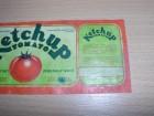Etiketa - 0017 - Ketchup 2 - Vitaminka