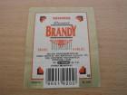 Etiketa - 0021 - Domaći brandy - Takovo