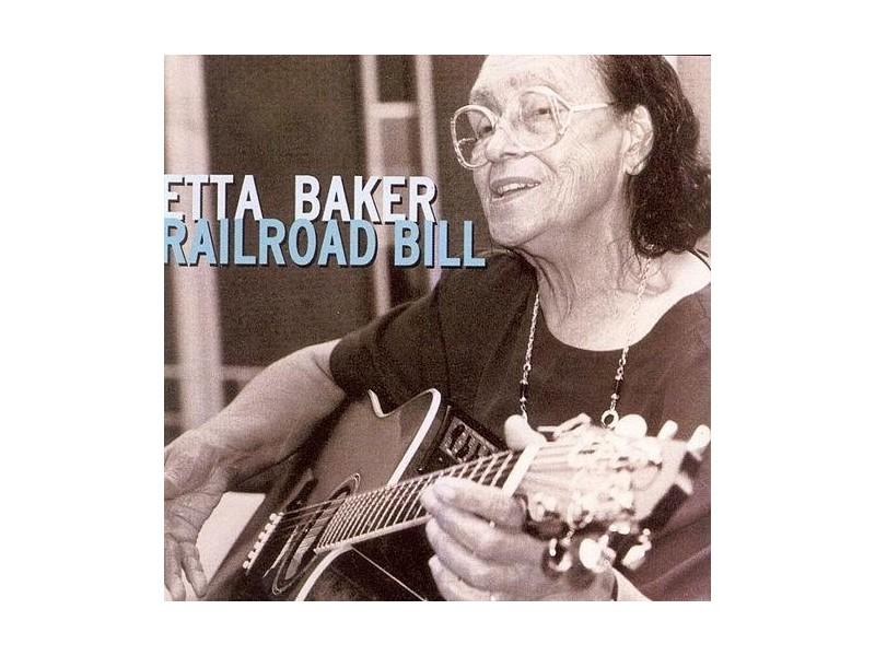 Etta Baker – Railroad Bill