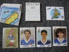 Euro 1992. - 42 razlicite slicice