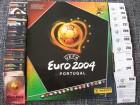 Euro 2004 Panini - kompletan set i album