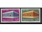 Europa CEPT 1969.,čisto