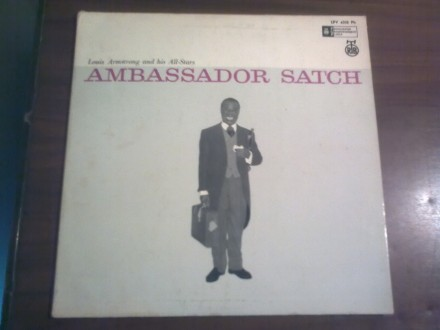 European Concert Recordings By Ambassador Satch