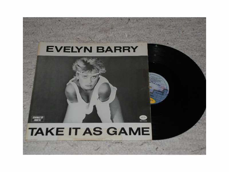 Evelyn Barry - Take It As A Game (Remix)
