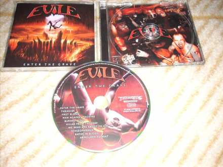 Evile - Enter The Grave CD