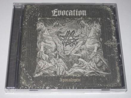 Evocation – Apocalyptic (CD)