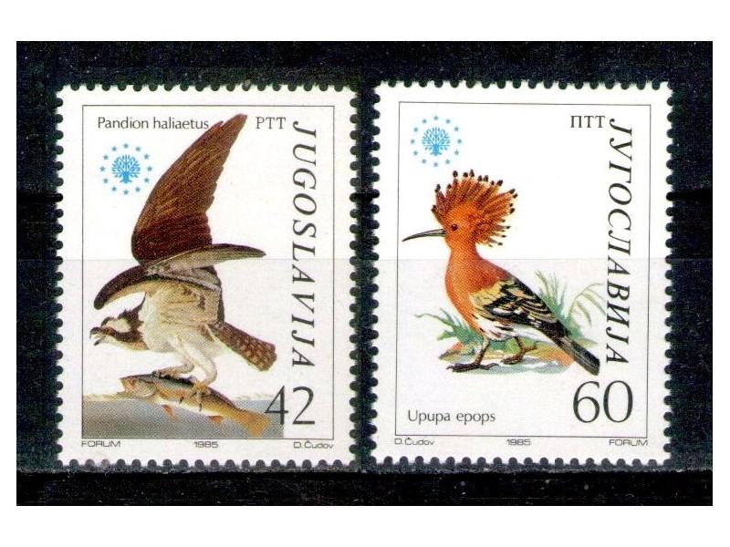 Evropska zaštita prirode 1985.