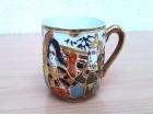 Exluzivna Japanska Šolja za kafu Oslikana u Reljefu