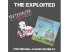Exploited,The ‎– Live On Stage / Live At The Whitehouse