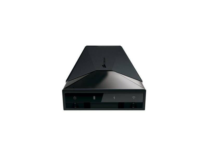 External 500GB Corsair 3.5` Voyager Air WLAN GLAN USB3.0 black