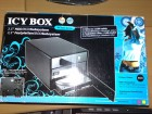 Externo kuciste za DVA sata hard diska! Icy Box! Novo!