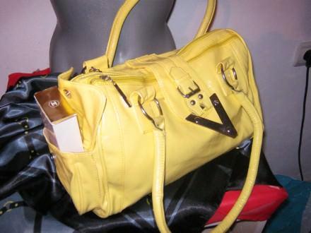 Extra nova žuta torba