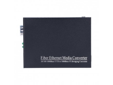 Extralink SEDIR fiber ethernet media converter 1X SFP 1000M 1X RJ45 10/100/1000