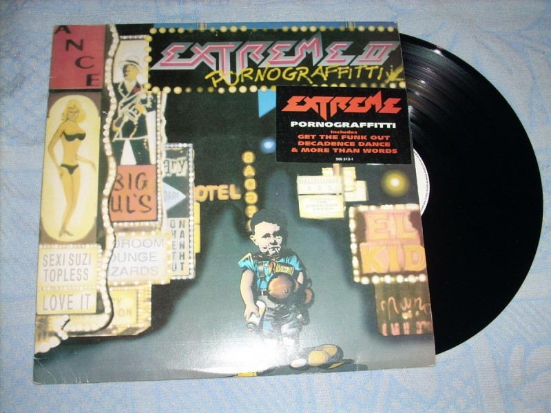 Extreme-Pornograffitti (A Funked Up Fairytale) LP