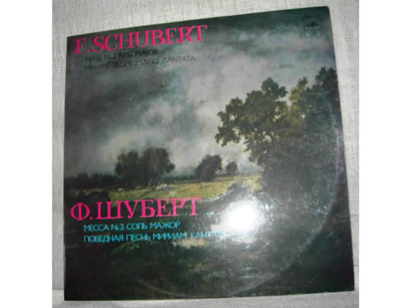 F. Schubert - Misa br. 2 u G duru