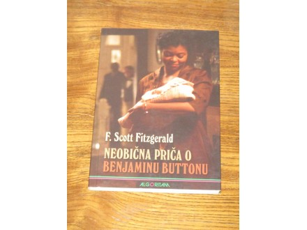 F.Skot Ficdžerald - Neobična priča o Benjaminu Buttonu