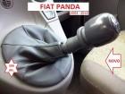 FIAT PANDA kožica menjača SIVA (2003 - 2012) NOVO